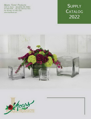 Mears Floral Supply Catalog